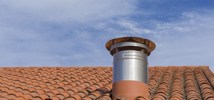 Il sistema di scarico dei fumi corretta installazione - Canna fumaria esterna normativa ...